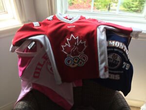 TEAM CANADA - ROOTS HOCKEY JERSEY - TODDLER