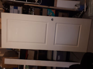 "32"" x 80"" JELD-WEN Cambridge Primed Doors"
