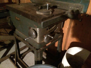 Joiner/planer & table saw