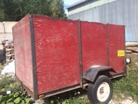 Trailer good for wood