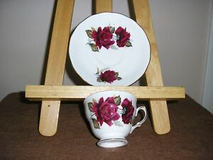 Royal Vale Tea Cup & Saucer