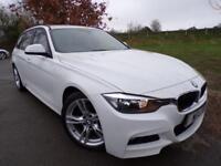2013 BMW 3 Series 320i M Sport 5dr Heated Seats! Parking Sensors! 5 door Est...