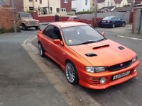 Impreza import open to offers need gone
