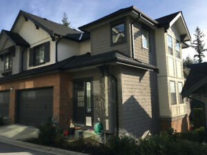 Coquitlam Burke Mountain 4 Years Old Townhouse For Sale