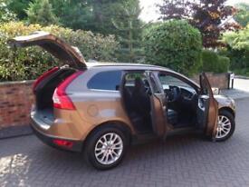 2009 09 Volvo XC60 2.4D AWD ( 160 bhp ) SE..NAV..LEATHER..HIGH SPEC !!