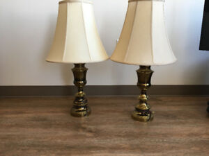 Brass lamps for sale