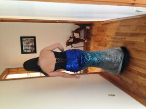 Robe de bal taille 6/ Prom dress size 6
