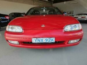 1997 Mazda MX-6 (4WS) Red 5 Speed Manual Coupe Mitchell Gungahlin Area Preview