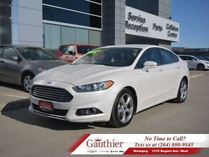 2014 Ford Fusion SE w/Back-Up Camera *Accident-Free*  - Low Mile
