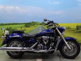 Yamaha XVS1300 midnight star **Low mileage super clean example!**