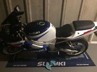 2001 Suzuki gsxr 600 k1 £2500