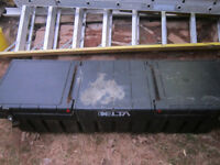 Delta bed box for full size pick up