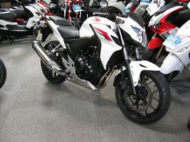 Honda CB 500 F-A Abs 2014 63 reg