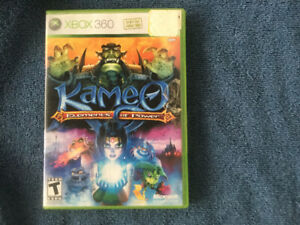 Xbox 360 games, used