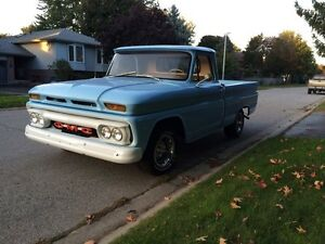 1965 GMC 910 short box