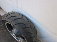 """tire""""s and rim""""s"""