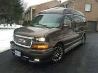 2013 GMC Savana Explorer Conversion