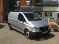 2006(56) MERCEDES VITO 2.1 CDI - ONE OWNER - FULL SERVICE HISTORY - NO VAT