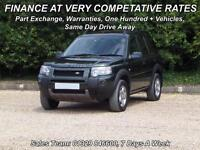 Land Rover Freelander 2.0Td4 2005MY SE