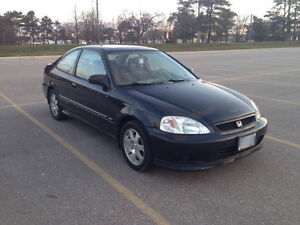 2000 Honda Civic SiR - original, VIN matching