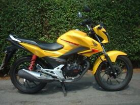 Honda GLR125 1WH-F LEARNER LEGAL MOTORCYCLE