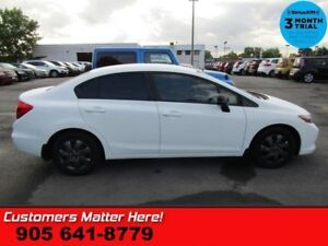 2012 Honda Civic LX  - Aluminum Wheels