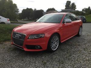 Audi S4 2010 Quattro Manuelle Premium Plus - Exhaust Milltek