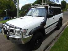 1999 Nissan Patrol Wagon Naremburn Willoughby Area Preview