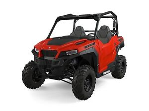 2016 Polaris General 1000 EPS In-Mold Indy Red