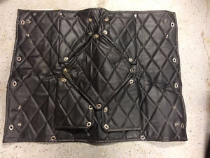 winter front peterbuilt 2010 leather new 75$ obo