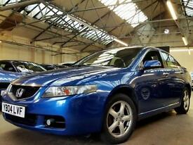 2004 Honda Accord 2.2 i CTDi Sport Saloon 4dr Diesel Manual (143 g/km, 138