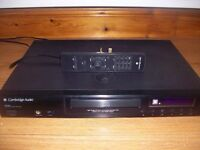 Cambridge Audio Cd36 player Audiophile