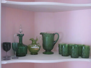 Antique Oil Lamps and Cranberry Glass Collection for Sale Kitchener / Waterloo Kitchener Area image 6