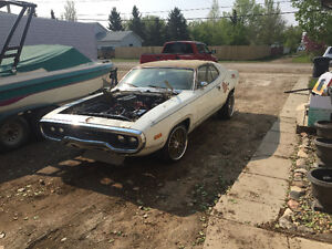Rust Free 71-72 Plymouth B Body Parts :Wanted