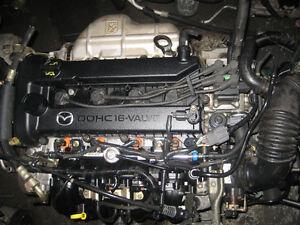 MAZDA 3 MAZDA 5 MAZDA 5 L3 VE L3 DE 2.3L ENGINE JDM MAZDA L3