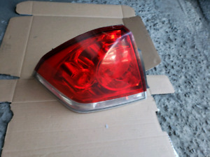 Brake light driver side (left) 2006 -2013 Chevrolet impala