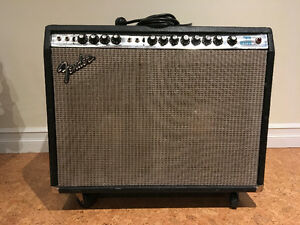 1975 Fender Silverface Twin Reverb