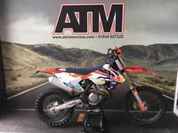 KTM XCF350 2017 MOTOCROSS ENDURO BIKE, ROAD REG, 47H, NEW DECALS (AT MOTOCROSS)
