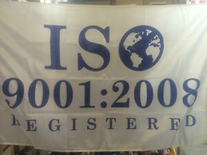ISO Flags by Flag & Sign Depot Windsor Region Ontario image 4