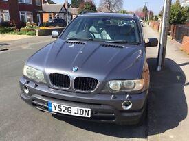 BMW X5 3.0i SPORT AUTO £2990