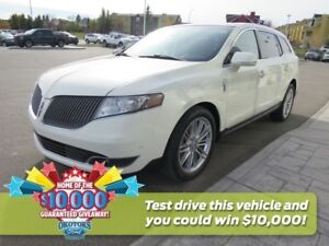 2013 Lincoln MKT ECOBOOST  Fully loaded 3.5l Ecoboost with adapt