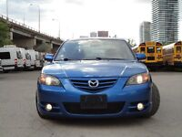 2006 Mazda 3 GT Certified, Emission Test and 3 Year Warranty