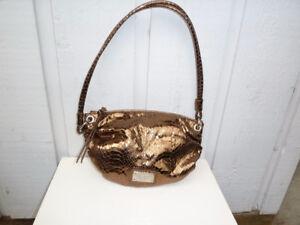 Nine West Gold Bag