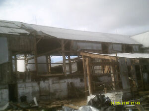 FREE BARN AND HISTORICAL BUILDING DEMOLITION SERVICES Peterborough Peterborough Area image 8