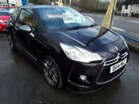 2014 Citroen DS3 1.6 THP 16V 155 DSport 3dr HATCHBACK Petrol Manual