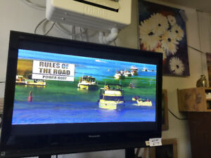 THE WISE STOP HAS TELEVISIONS WITH WARRANTY WORKING GREAT SAVE $
