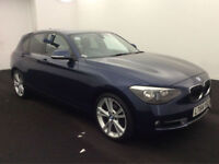 FROM £209.31 PER MONTH STUNNING 2014 BMW 116 1.6 i SPORT 5 DOOR PETROL MANUAL