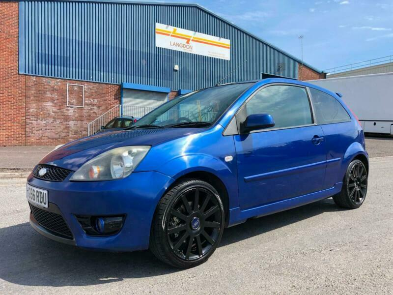 2007 ford fiesta st 20 full service record feb 2021 mot