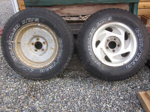 Free rims for Ford truck,