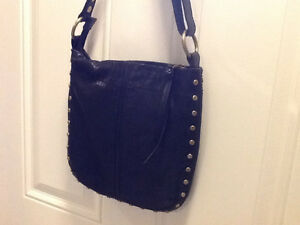 Fossil Black Leather Purse London Ontario image 1